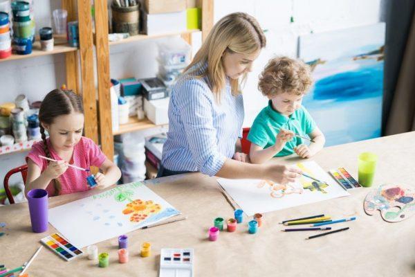 Hausaufgabenbetreuung in Mettmann vom Deutschen Kinderschutzbund